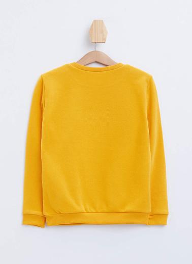 DeFacto Sweatshirt Sarı